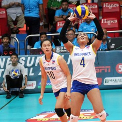 philippine national team rebecca rivera maika ortiz